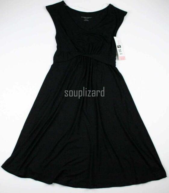 New Women S Maternity Clothes Black Dress Liz Lange Nwt Size Medium M For Sale Online