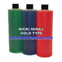 Nicki Minaj Gold, Fragrance Body Oils Bottle Of 1 Lb. (16 Oz)