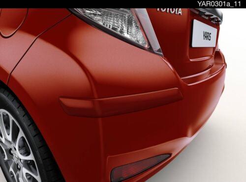 Bumper Corner Protectors PZ415-B0520-00 Genuine Toyota Yaris 2011