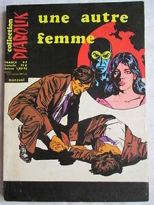 DIABOLIK-NUMERO-79-1980-UNE-AUTRE-FEMME-TBE