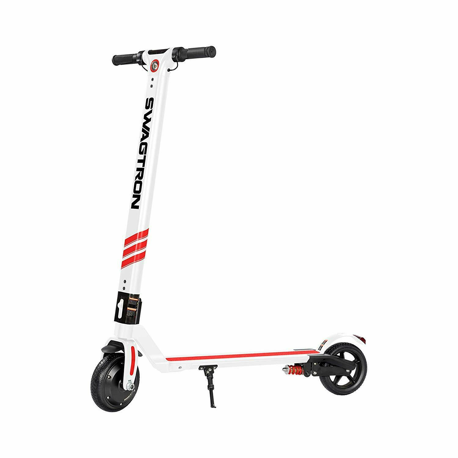 Swagtron Swagger 3 Pro Foldable Electric Scooter