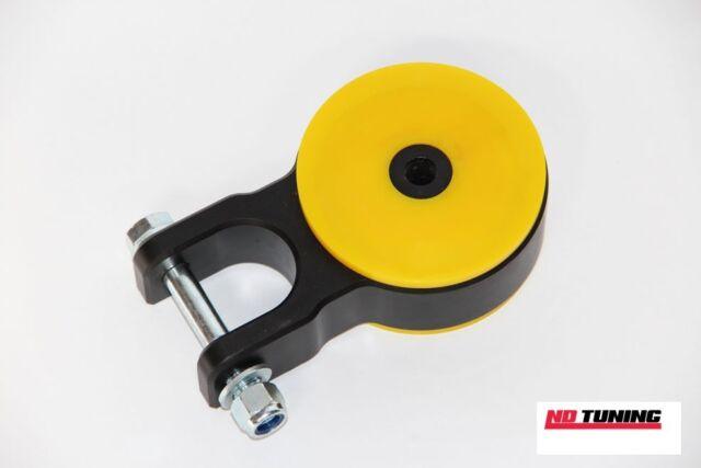 Mk3 Focus ST ST250 AIRTEC Motorsport Billet Alloy Gearbox Torque Mount Yellow