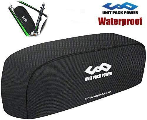 Ebike Battery Cover Bags Waterproof Dustproof Wear Resistant E-bike Frame Bags