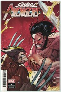 Savage Avengers #1 MARVEL Comics 1:10 Kim Jacinto Variant Cover NM