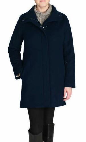 *NEW* Pendleton Women/'s Water Resistant Cascade Wool Campbell Coat Jacket