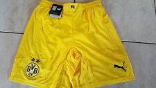 Puma BVB 09 Dortmund neu  Hose gelb/schwarz  Größe 164 dry cell