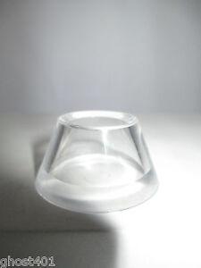 1-STUCK-Acryl-Aufsteller-Acryl-Staender-f-Miniaturen-Eier-Golfball-Baseball