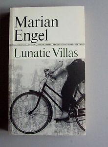 Lunatic-Villas-by-Marian-Engel-1986-McClelland-and-Stewart-Pbk
