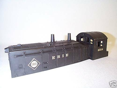Lionel 8354 Erie NW2 Switcher Shell 600 622 Part Parts