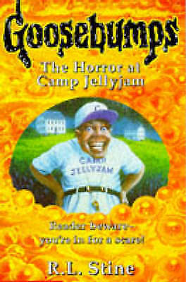 Horror at Camp Jellyjam (Goosebumps), R.L. Stine | Paperback Book | Acceptable |