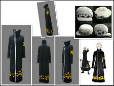 One Piece Trafalgar Law Coat Hat 2 years later Cosplay Costume Hat