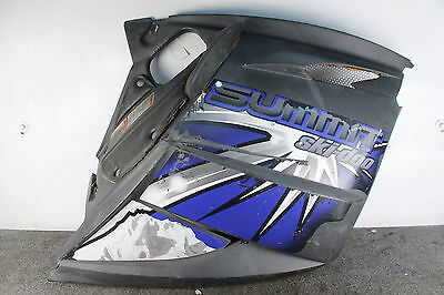 2006 Ski Doo Summit 800 Rev Right Side Panel Cover Ebay