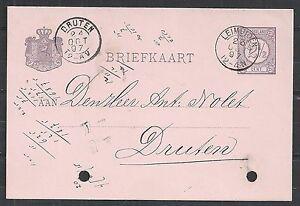 Netherlands-covers-1897-KLR-Leimuiden-PC-to-Druten