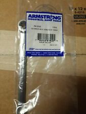 Armstrong 10mm 12pt Double Box Ratcheting Wrench 54 510 Usa Made