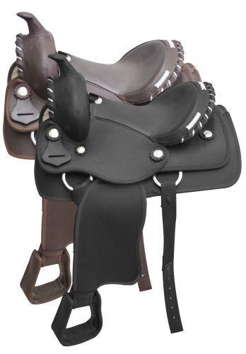 12  Silla De Montar Pony sintético