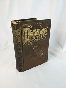 The-Works-of-George-Herbert-In-Prose-And-Verse-VTG-Undated