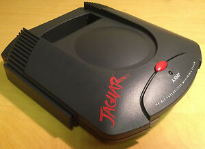 ATARI-JAGUAR-PAL-CONSOLE-UNIT-ONLY-FAULTY-FOR-SPARES-OR-REPAIRS-FREE-UK-P-amp-P
