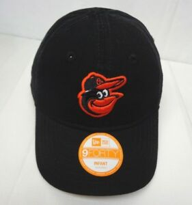 Baltimore Orioles Infant New Era 9FORTY My 1st Cap Hat 190293956129 ... c38a47aebb3