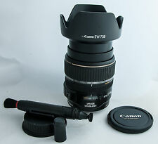 Canon EF-S 17-85 mm F/4-5.6 IS USM Lens Bundle 255