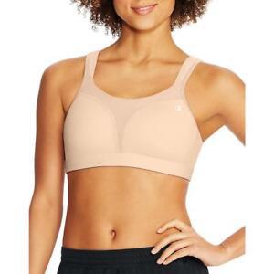 efc5a000b6 Champion Women s Spot Comfort Full Support Sports Bra Black 34c 42 C ...