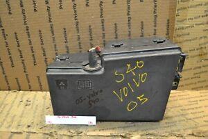 2009 volvo fuse box 2005 2009 volvo s40 v50 fuse box junction oem 3m5t14a142ab module  2005 2009 volvo s40 v50 fuse box