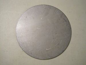 "1//8/"" Steel Plate 4.75/"" Diameter .125/'/' A36 Steel Disc Shaped Round Circle"