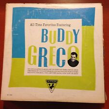 Buddy Greco- Sutton 282- All Time Favorites- Lp