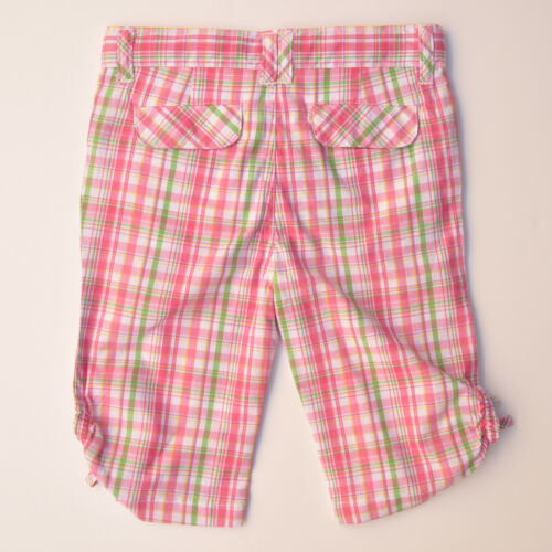 South Pole Girl//Baby Girl Pink Check Shorts Size 18M Last Chance~