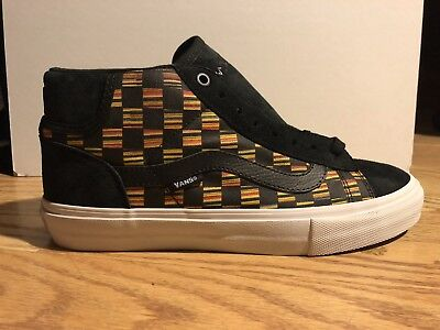 New Vans Syndicate Mid Skool Pro Sean Cliver gnome Skate Shoe Size 8.5 Men | eBay