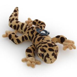 Stofftier-Leopardgecko-Gecko-Plueschtier-Kuscheltier-27-cm