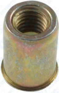 Clipsandfasteners Inc 25 M6-1.0 Metric Thin Sheet Aluminum Nutserts