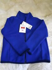 11f22873a698 Uniqlo Men Dry Stretch Sweat Long Sleeve Full-zip Hoodie Jacket ...