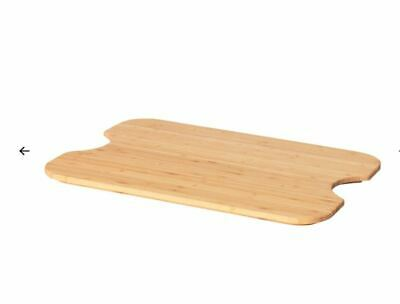 Ikea Lamplig Wooden chopping board bamboo NEW 45 x 38 cm