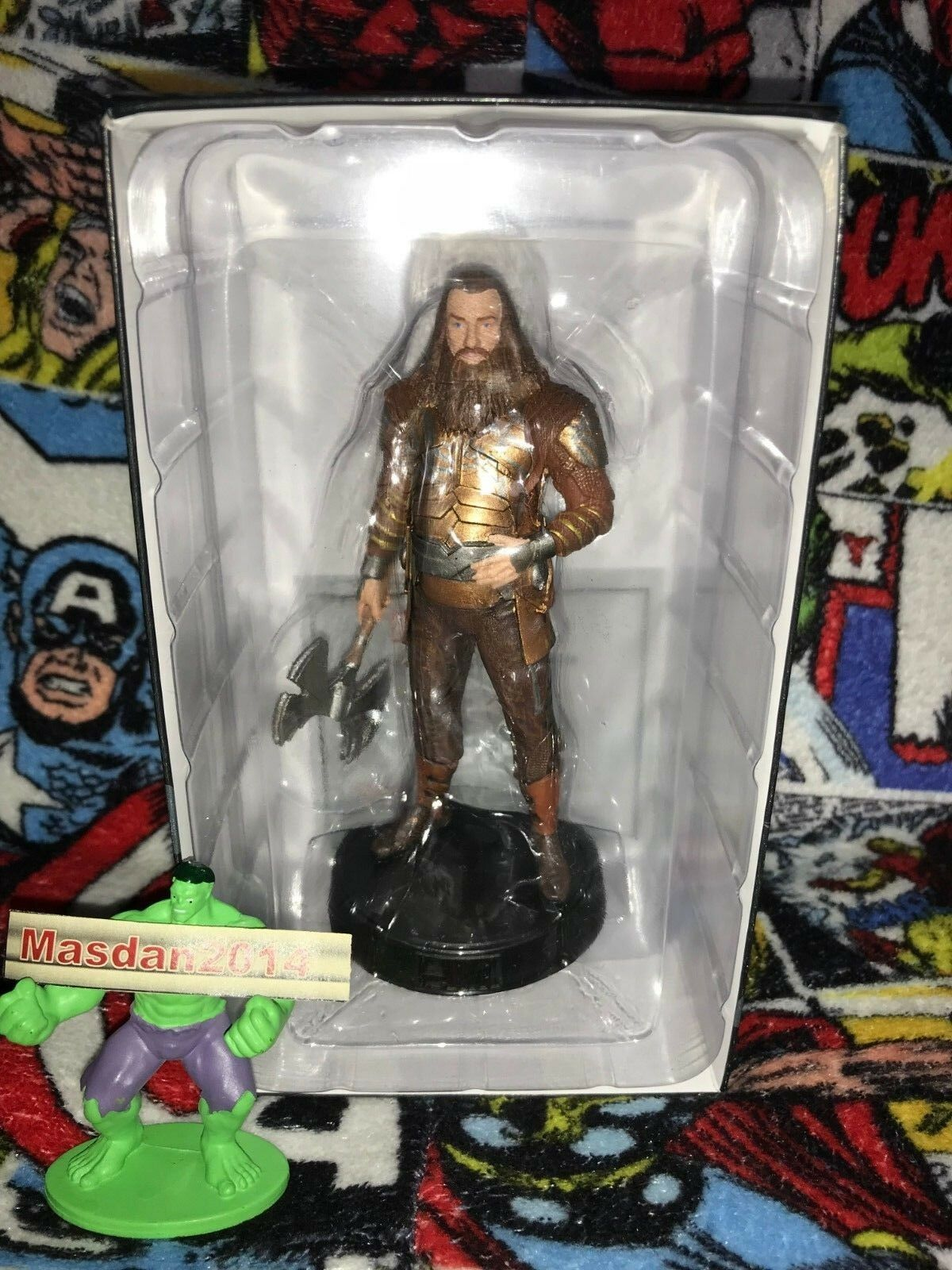 Une nouvelle nouvelle nouvelle génération, nouvelle sélection! Magazine seuleHommes t Marvel Movie Collection-Iron Femme, Hulk, Thor, Vision, eaglemoss 0c2c8d