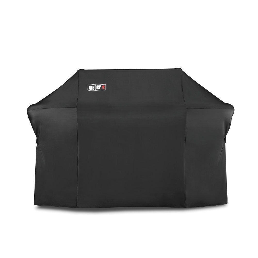 Weber 7109 Cubierta de rejilla con bolsa de almacenamiento para las parrillas de gas de Serie Summit 600