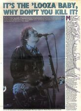 NEWSPAPER CLIPPING/ADVERT 30/7/94PGN10 LOLLAPALOOZA