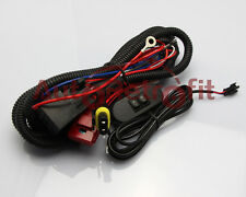 12v universal relay wiring harness w fuse and switch for hid fog light projector