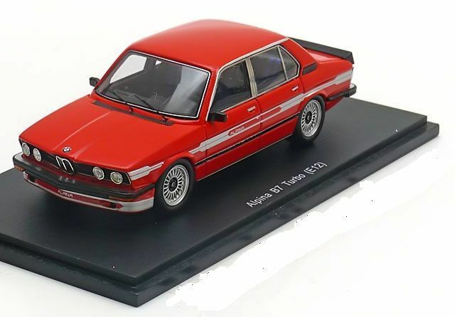Bmw 535 alpina b7 s turbo e12 rot 1 43 funke