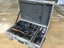 JVC GY-HD100 HD DV Camcorder 167hrs with Fujinon Lens, Anton-Bauer, Anvil case