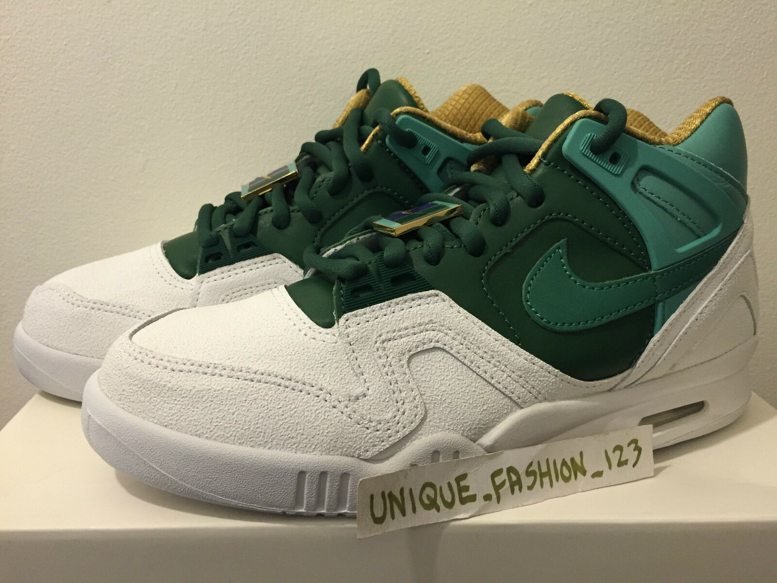 NIKE AIR TECH CHALLENGE 2 WIMBLEDON US 10.5 9.5 44.5 OPEN SP AUSTRALIAN AGASSI
