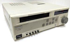 Vintage-Panasonic-AG-7150-SVHS-Super-VHS-Video-Cassette-Player-Recorder-AS-IS