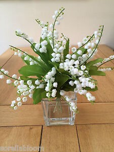 Lily Of The Valley Flower Arrangements Wedding Gallery