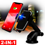 thumbnail 10 - Qi Wireless Car Charger Auto Clamping Mount Fast Charging Air Vent Phone Holder