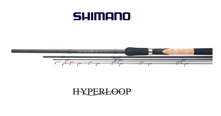CANNA SHIMANO HYPERLOOP BX FEEDER MEDIUM 100 GR