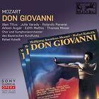 Mozart Don Giovanni 0888751948020 by Kubelik CD