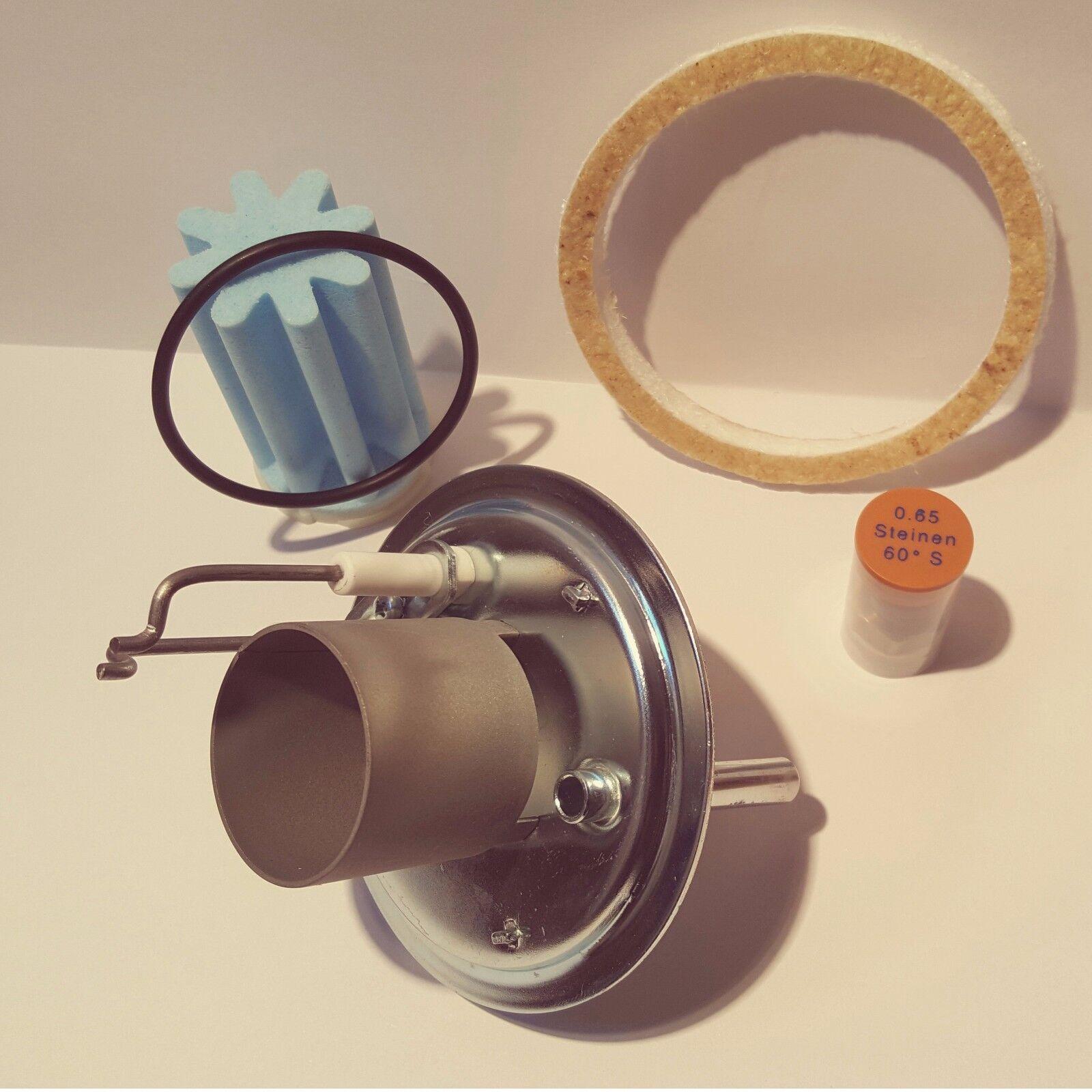 Mischsystem für Buderus BRE 1.3 - 35KW komplett, für schwefelarm NEU