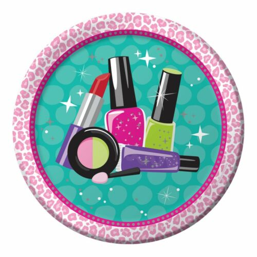 Birthday Party Range Make Up Nails Girl Tableware /& Decorations SPARKLE SPA