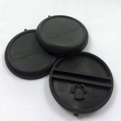 malifaux Picareta Infinity Base Novo em folha 30mm Redondos Bases de plástico preto com Lip