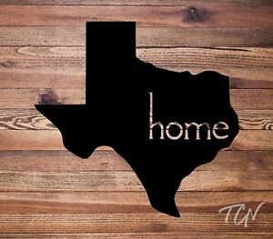 Texas-Home-Vinyl-Decal-Sticker-Car-Decal-Tumbler-Decal-Laptop-Decal-USA