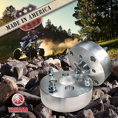 """x2 USAATV 2/"""" Wheel SpacersRaptor Warrior Banshee YFZ4504x115 to 4x156"""